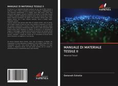 MANUALE DI MATERIALE TESSILE II的封面