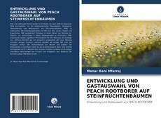Portada del libro de ENTWICKLUNG UND GASTAUSWAHL VON PEACH ROOTBORER AUF STEINFRÜCHTENBÄUMEN