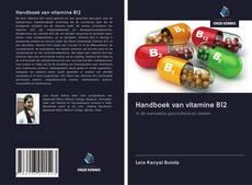 Portada del libro de Handboek van vitamine B12
