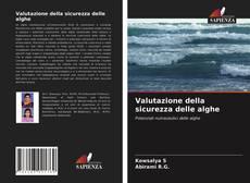 Bookcover of Valutazione della sicurezza delle alghe
