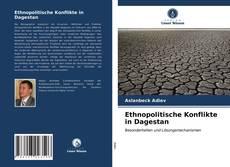 Buchcover von Ethnopolitische Konflikte in Dagestan