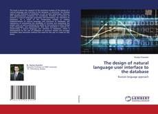 Borítókép a  The design of natural language user interface to the database - hoz