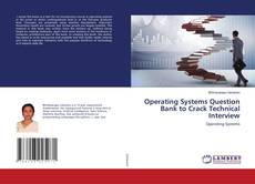 Bookcover of Operating Systems Question Bank to Crack Technical Interview