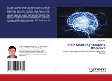 Capa do livro de Brain Modeling Complete Reference