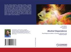 Capa do livro de Alcohol Dependence