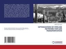 Обложка OPTIMIZATION OF PIPELINE NETWORK FOR GAS TRANSPORTATION