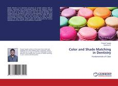 Couverture de Color and Shade Matching in Dentistry
