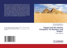"Обложка Egypt and the Islamic Conquest ""Its Reasons and Stages"""