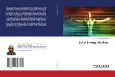 Capa do livro de Solar Energy Markets