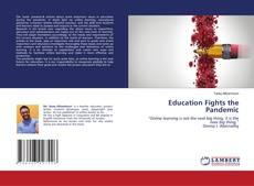 Capa do livro de Education Fights the Pandemic