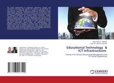 Capa do livro de Educational Technology & ICT Infrastructures