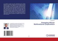 Emerging African Multinational Corporations的封面