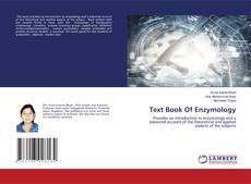 Обложка Text Book Of Enzymology
