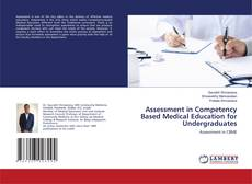 Assessment in Competency Based Medical Education for Undergraduates的封面