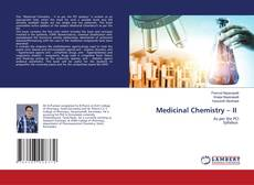 Bookcover of Medicinal Chemistry – II