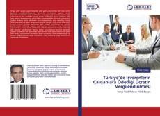 Bookcover of Türkiye'de İşverenlerin Çalışanlara Ödediği Ücretin Vergilendirilmesi