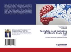 Couverture de Formulation and Evaluation of Sildenafil Citrate Oral Jelly