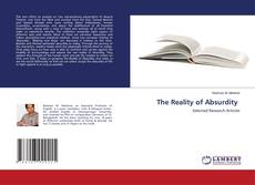 Bookcover of The Reality of Absurdity