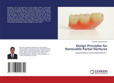 Capa do livro de Design Principles for Removable Partial Dentures