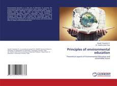 Principles of environmental education kitap kapağı