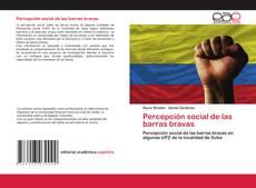 Bookcover of Percepción social de las barras bravas
