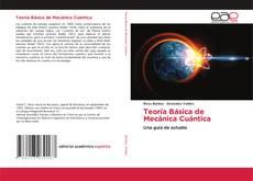 Teoría Básica de Mecánica Cuántica kitap kapağı