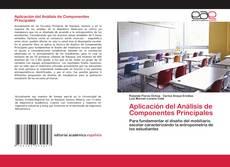 Bookcover of Aplicación del Análisis de Componentes Principales