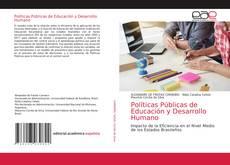 Borítókép a  Políticas Públicas de Educación y Desarrollo Humano - hoz