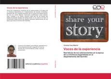 Bookcover of Voces de la experiencia