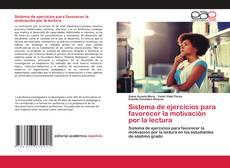 Bookcover of Sistema de ejercicios para favorecer la motivación por la lectura