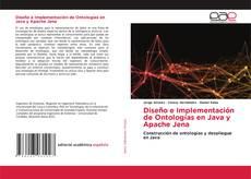 Capa do livro de Diseño e Implementación de Ontologías en Java y Apache Jena