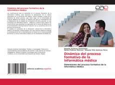 Capa do livro de Dinámica del proceso formativo de la Informática médica