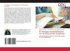 Buchcover von El trabajo metodológico en la Educación Superior