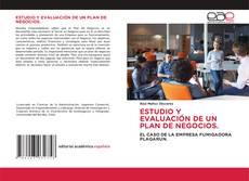 Buchcover von ESTUDIO Y EVALUACIÓN DE UN PLAN DE NEGOCIOS.