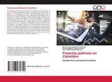 Finanzas públicas en Colombia的封面
