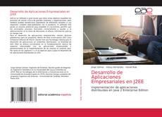 Buchcover von Desarrollo de Aplicaciones Empresariales en J2EE