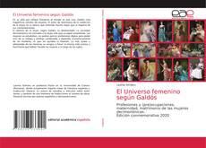 Buchcover von El Universo femenino según Galdós