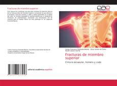 Buchcover von Fracturas de miembro superior