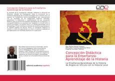 Portada del libro de Concepción Didáctica para la Enseñanza-Aprendizaje de la Historia
