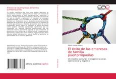 Copertina di El éxito de las empresas de familia puertorriqueñas