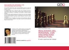 Buchcover von REALIDADES DEL PERSONAL CON DISCAPACIDAD INTELECTUAL