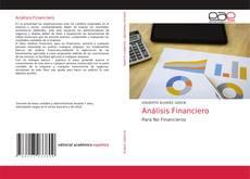 Capa do livro de Análisis Financiero