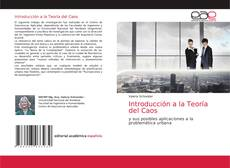 Bookcover of Introducción a la Teoría del Caos