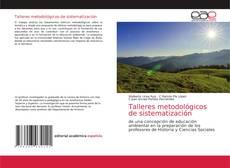 Portada del libro de Talleres metodológicos de sistematización