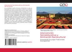 Portada del libro de Intervención Socioeducativa y Animación Sociocultural