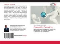 Evaluación Formativa的封面