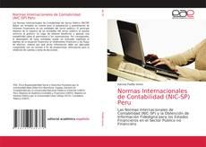 Buchcover von Normas Internacionales de Contabilidad (NIC-SP) Peru