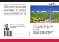 Eliminación del dióxido de carbono del gas natural kitap kapağı
