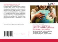 Capa do livro de Modelo de economía circular en el tratamiento de aguas residuales