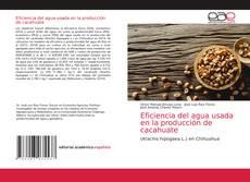 Bookcover of Eficiencia del agua usada en la producción de cacahuate